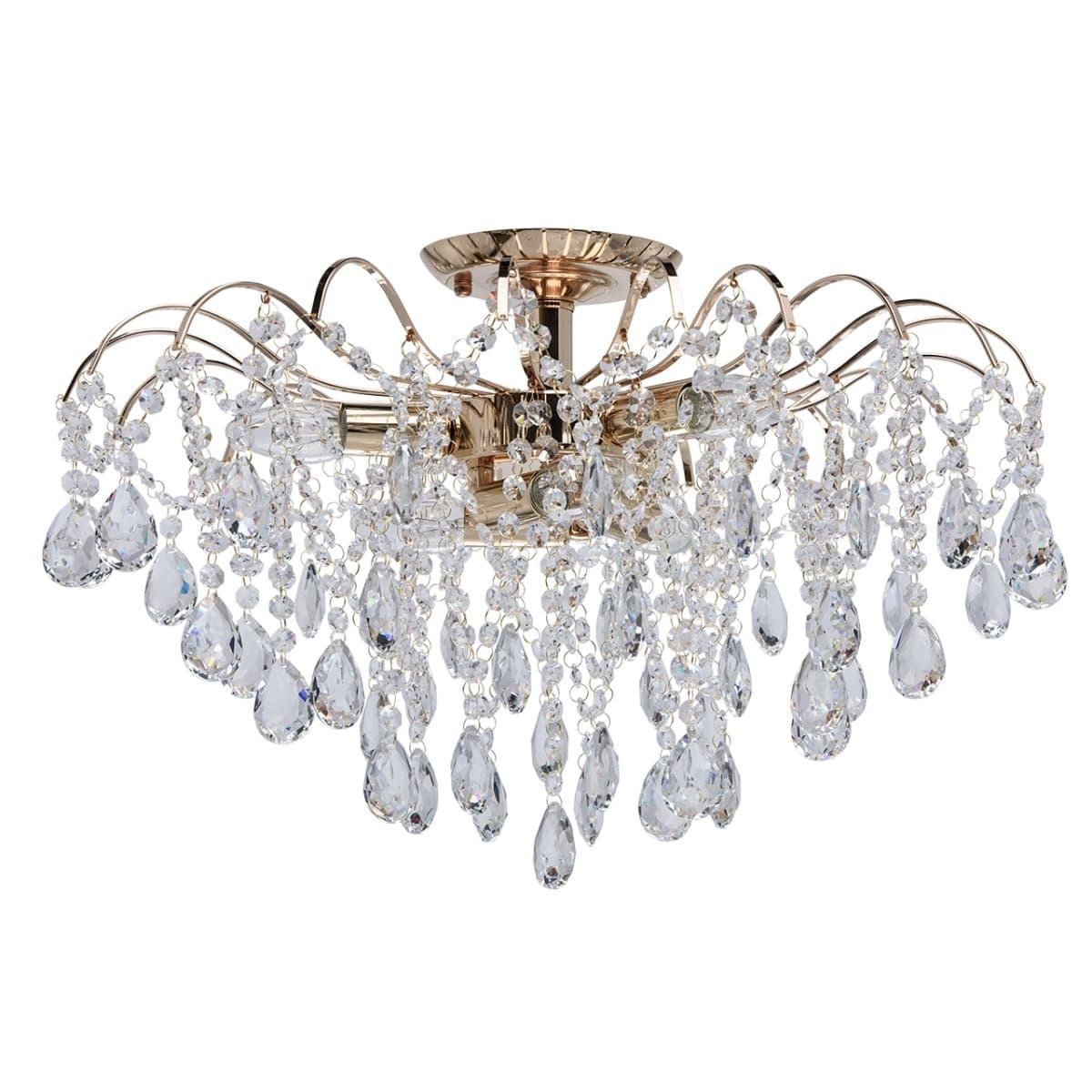 Plafoniera DeMarkt Crystal Venezia 464017406 vivre.ro