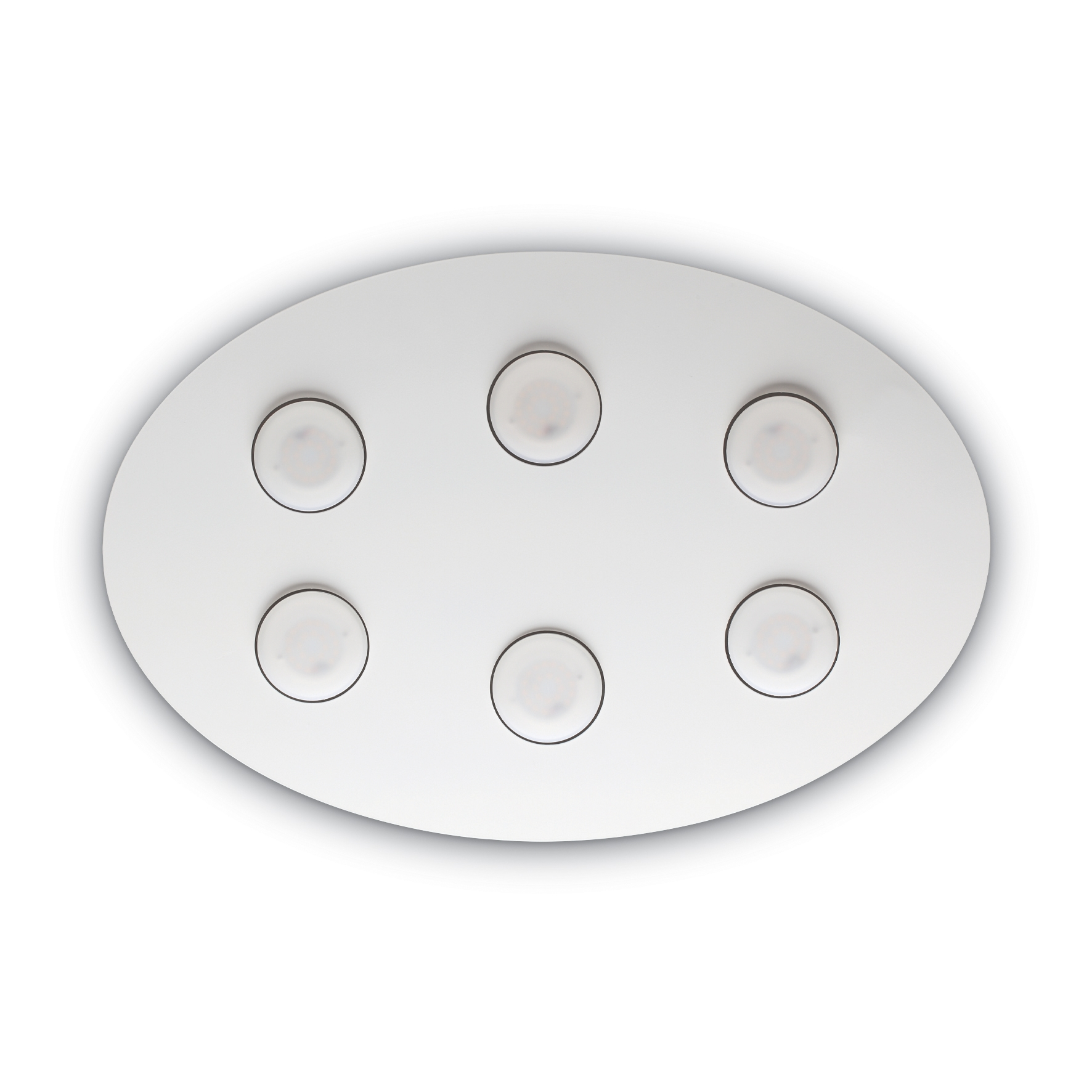 Plafoniera Logos PL6 White