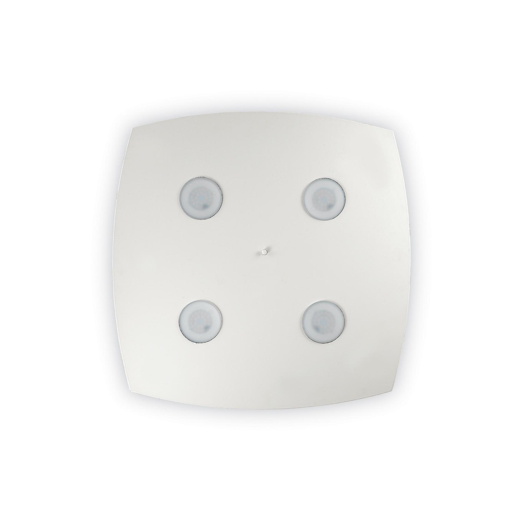 Plafoniera Mito PL4 White