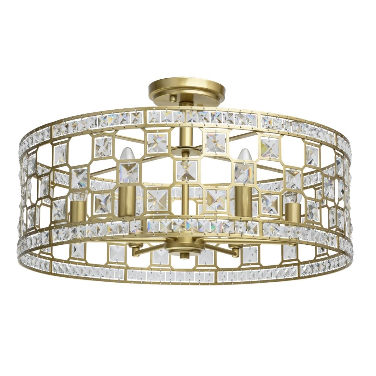 Plafoniera MW-Light Crystal 121011606