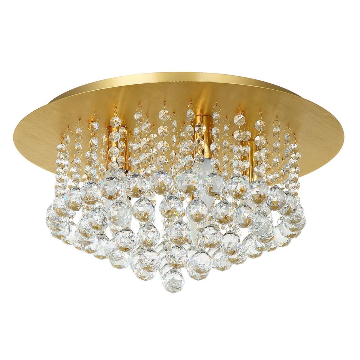 Plafoniera MW-Light Crystal 276014705 poza noua