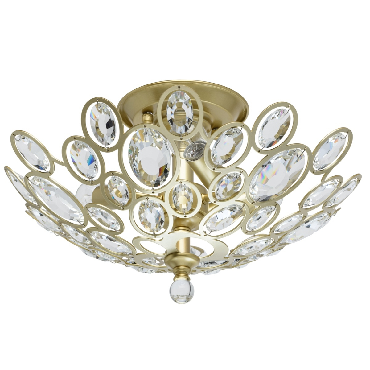 Plafoniera MW-LIGHT Crystal 345012203