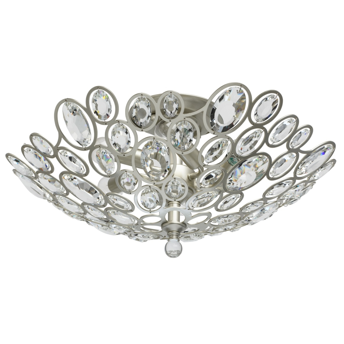 Plafoniera MW-LIGHT Crystal 345012506