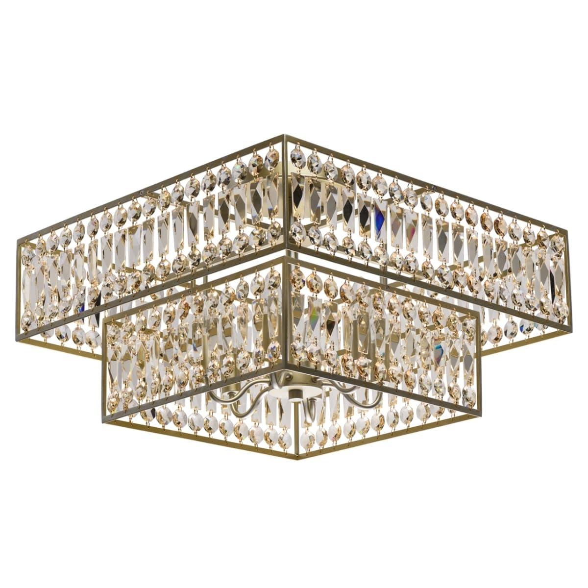 Plafoniera MW-Light Crystal Monarch 121012306