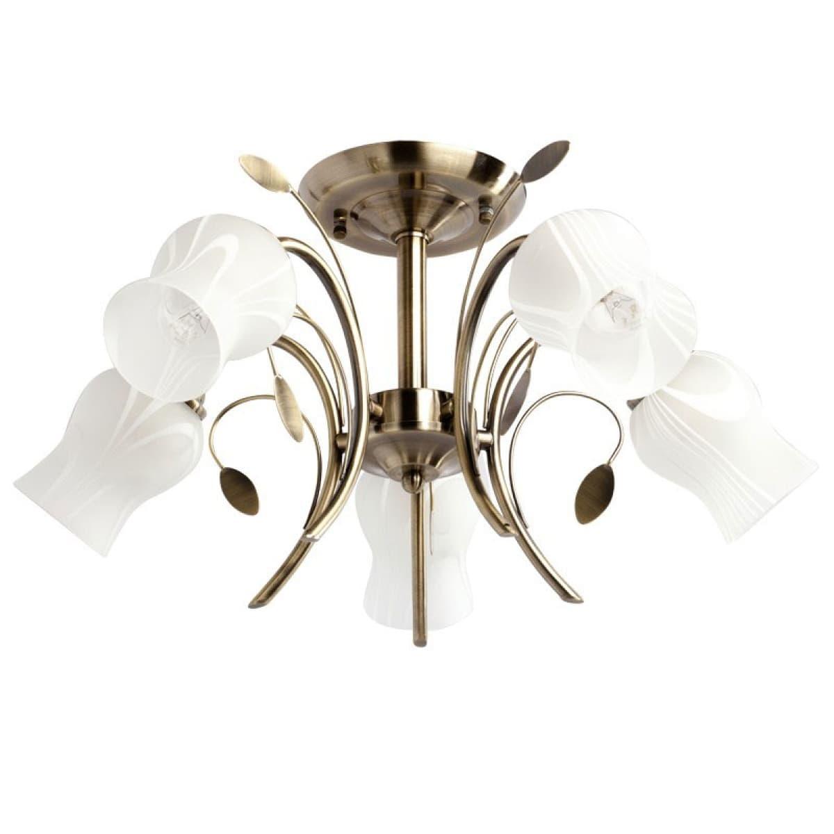 Plafoniera MW-Light Flora 256018205 somproduct.ro