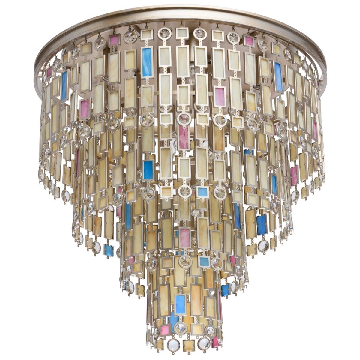 Plafoniera MW-Light Loft 185010710 somproduct.ro imagine 2021