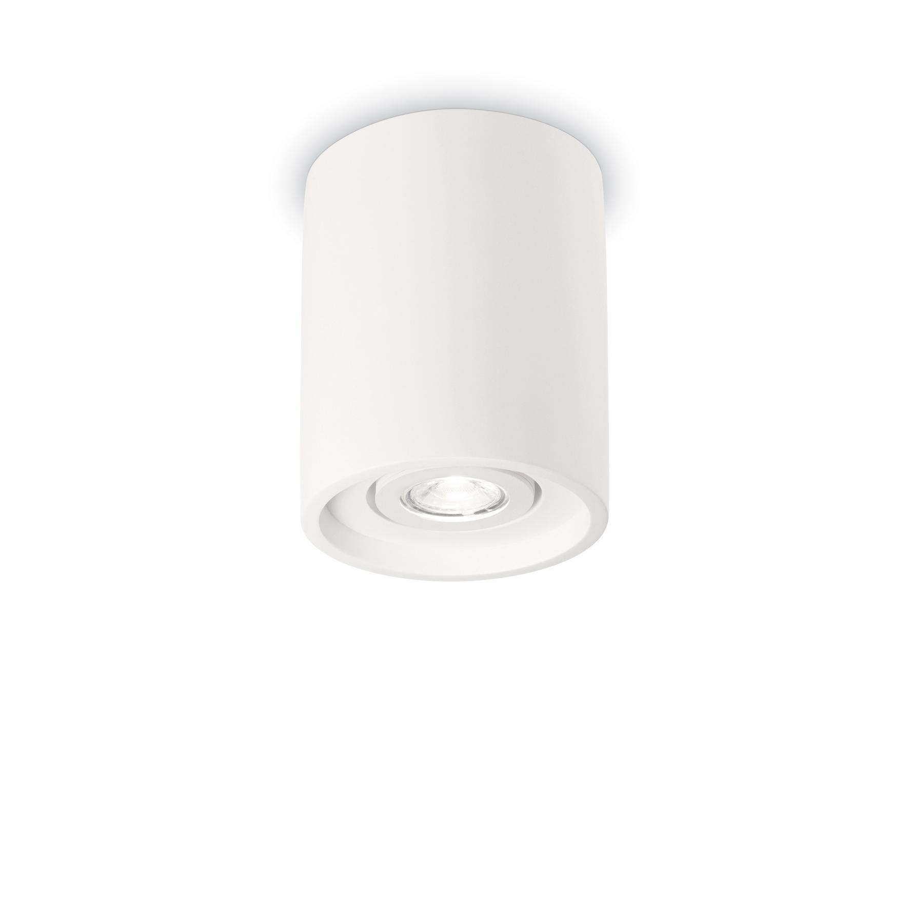 Plafoniera Oak PL1 Round White