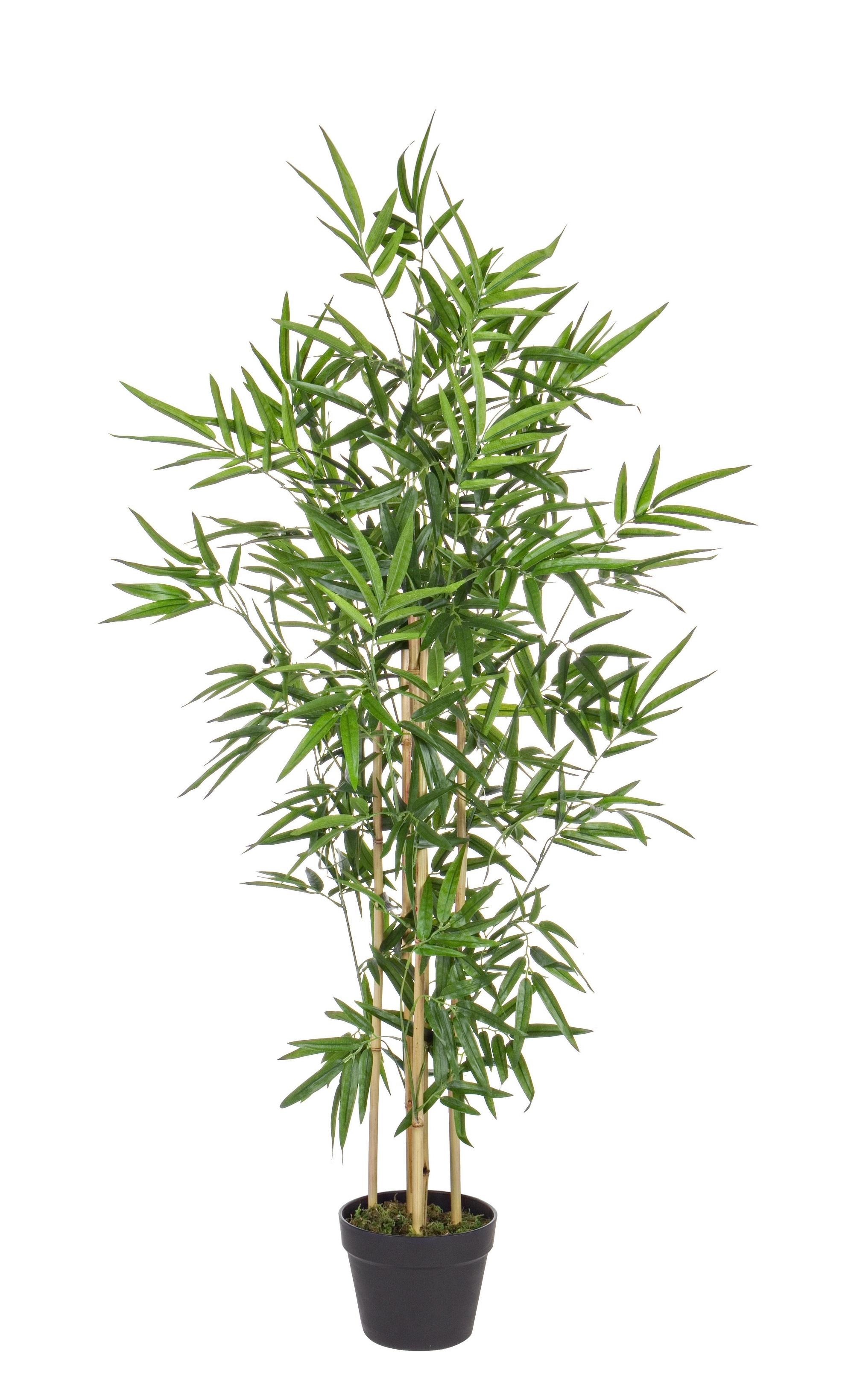Planta artificiala Bamboo, H130 cm imagine