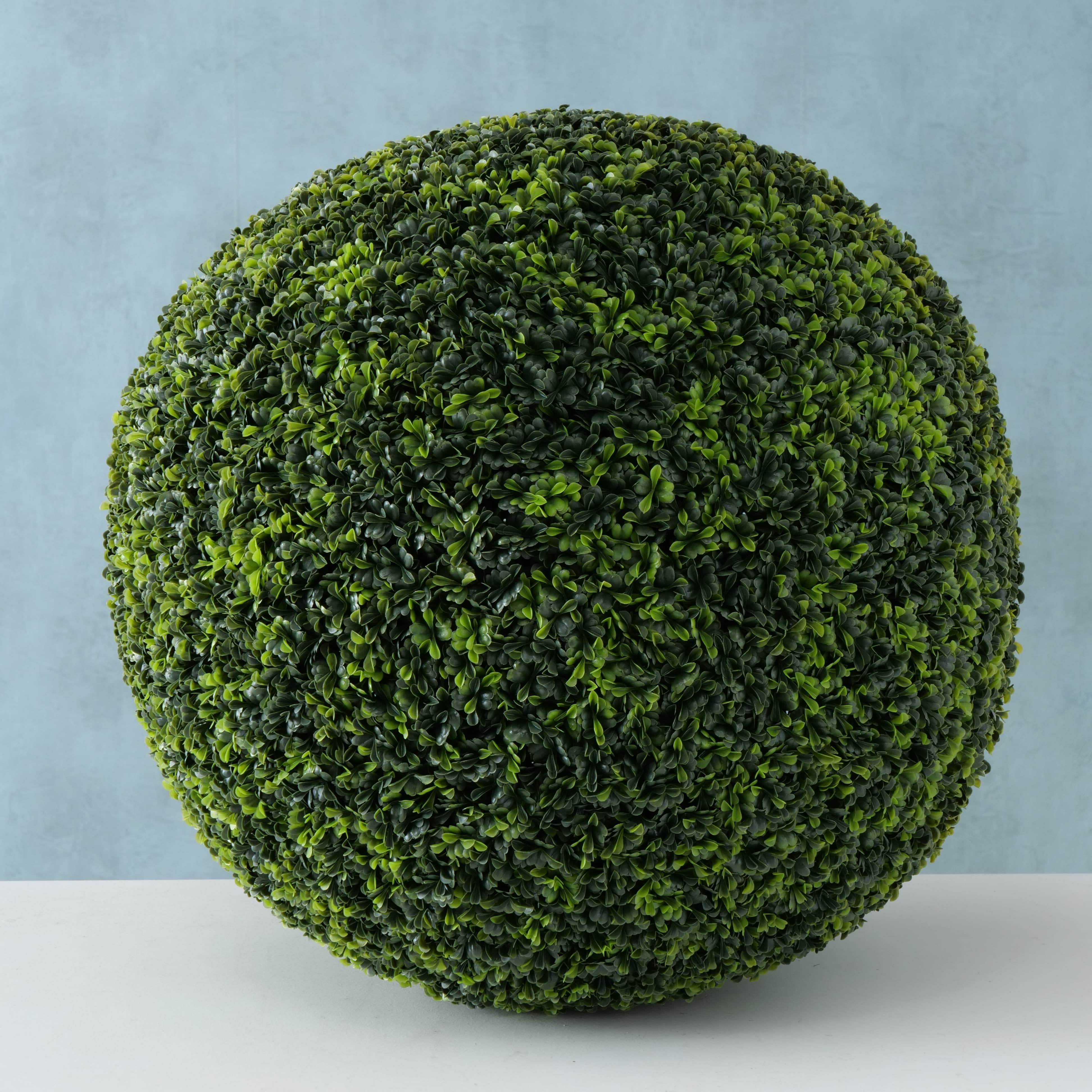 Planta artificiala Boxwood Verde, Ø50xH50 cm imagine