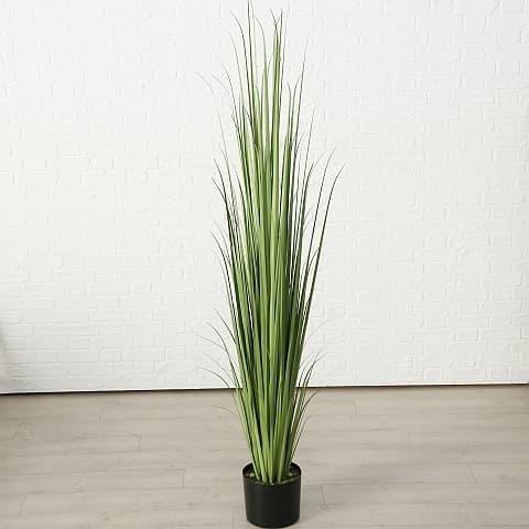 Poza Planta artificiala in ghiveci Siri Bajra Verde, H182 cm