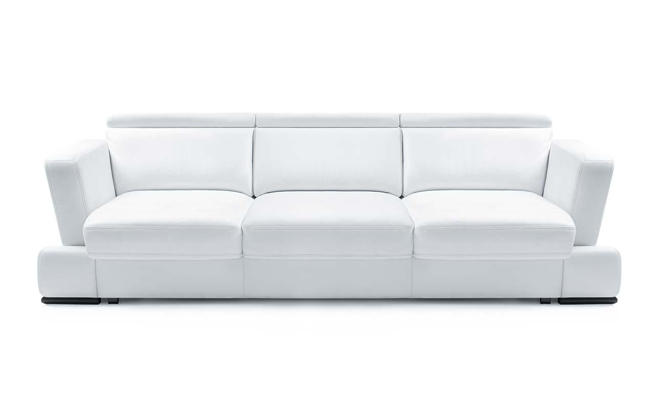 Canapea 3 locuri Play White