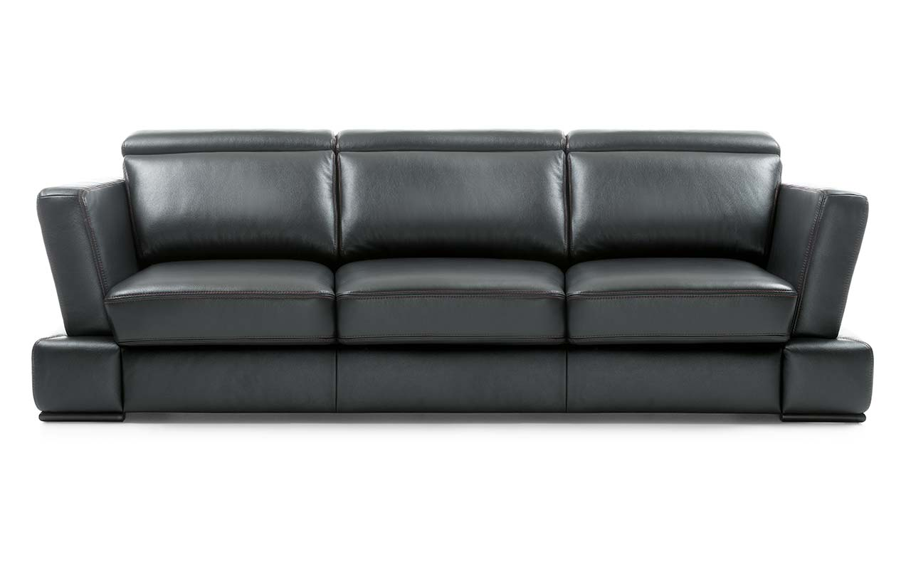 Canapea 3 locuri Play Black