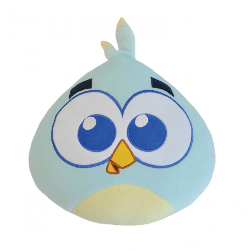 Perna decorativa Angry Birds Luca Blue