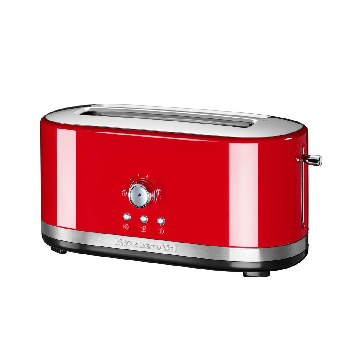 Prajitor de paine 2 sloturi extra lungi 5KMT4116E, 1800W, KitchenAid imagine