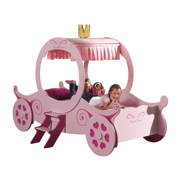 Pat Din Mdf Pentru Copii Princess Kate