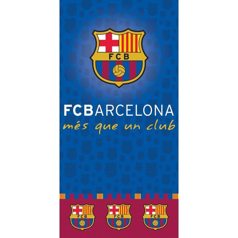 Prosop pentru copii Cotton FC Barcelona FCB-9015T-140 x 70 cm