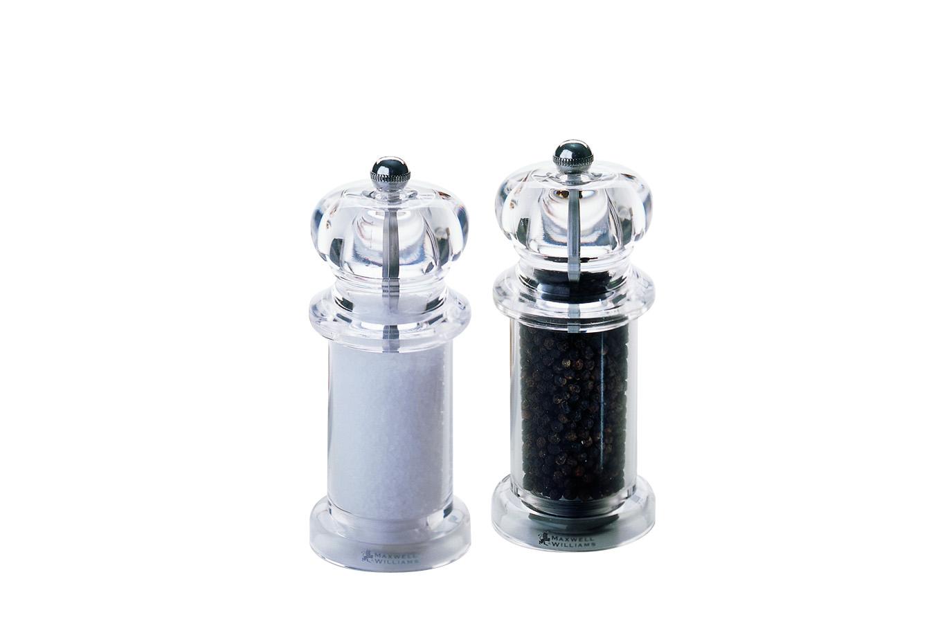Rasnite Classic Acrylic  Salt&pepper Mill  14 Cm