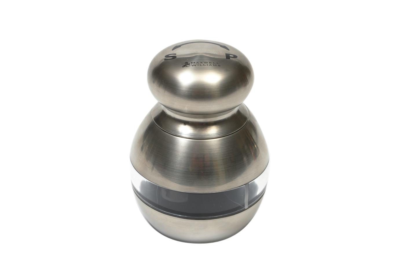 Rasnita Duo Otel, Salt&Pepper Mill, 18 cm