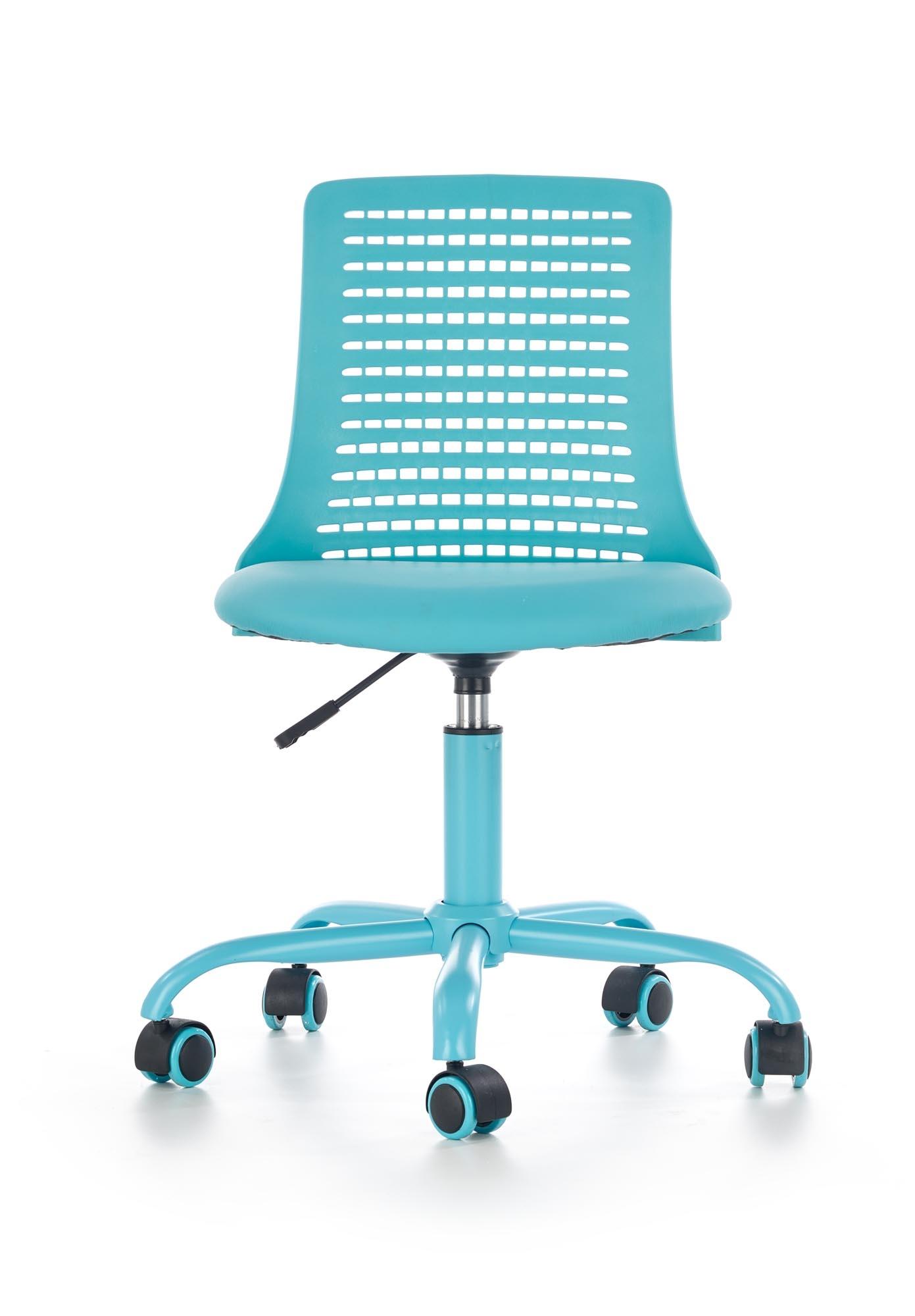 Scaun de birou pentru copii Pure Blue