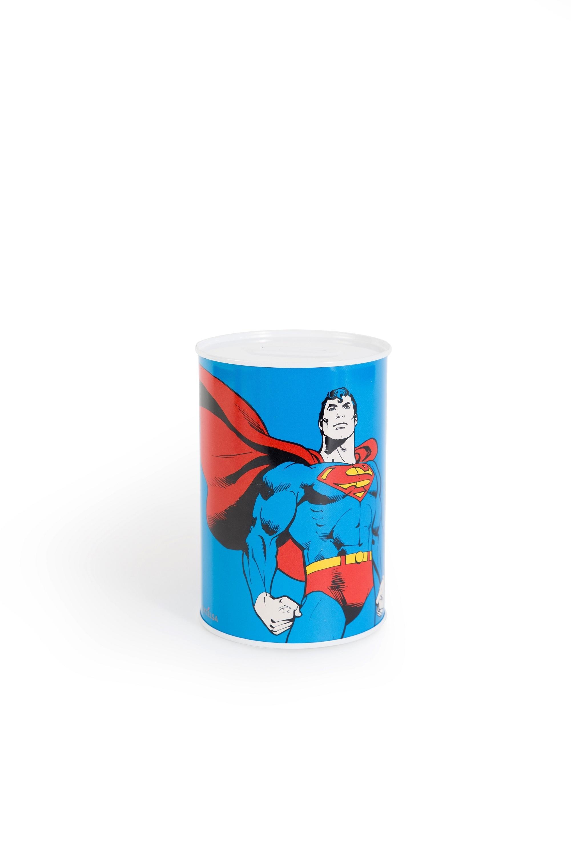 Pusculita din metal Superhero Superman