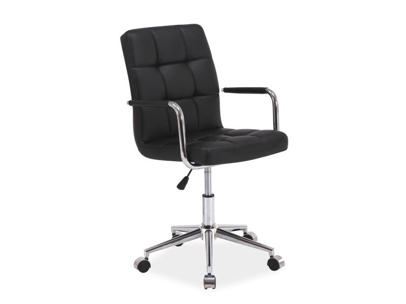 Scaun de birou pentru copii Q-022 Black