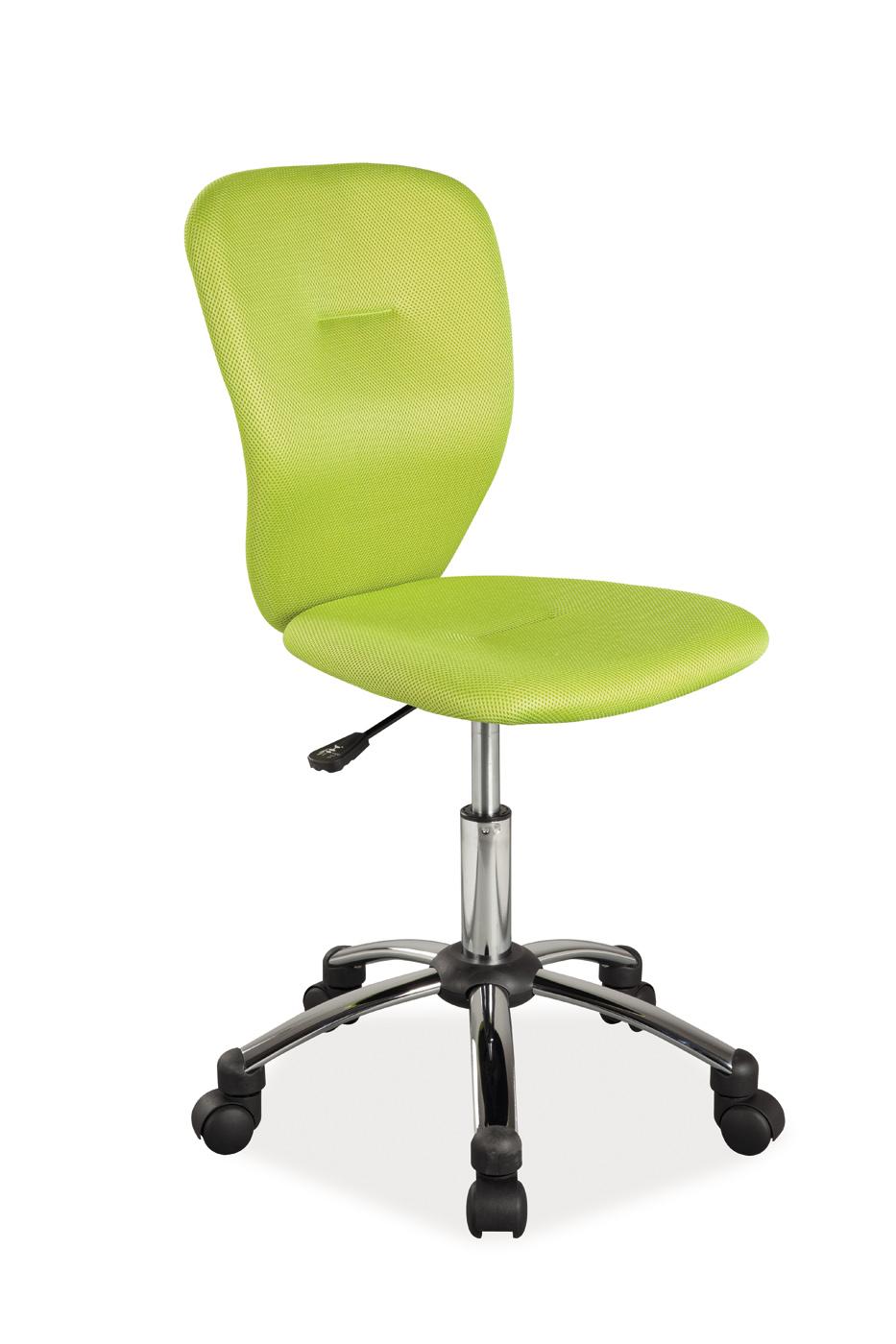 Scaun de birou Q-037 Verde