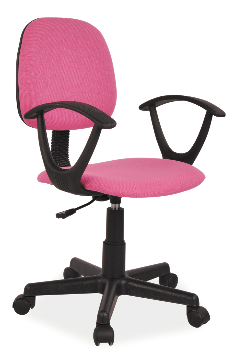 Scaun de birou pentru copii Q-149 roz