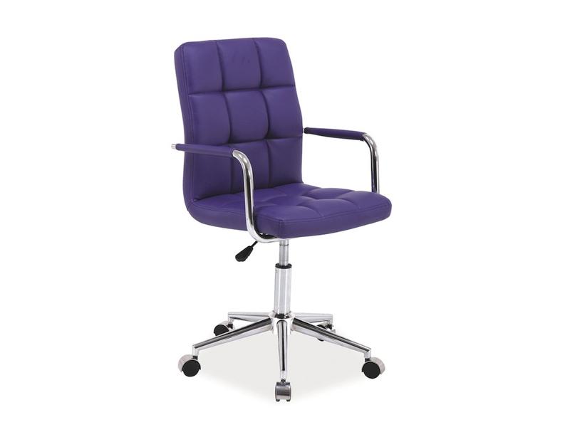 Scaun de birou pentru copii Q-022 Purple