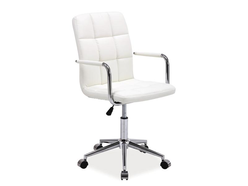 Scaun de birou pentru copii Q-022 White