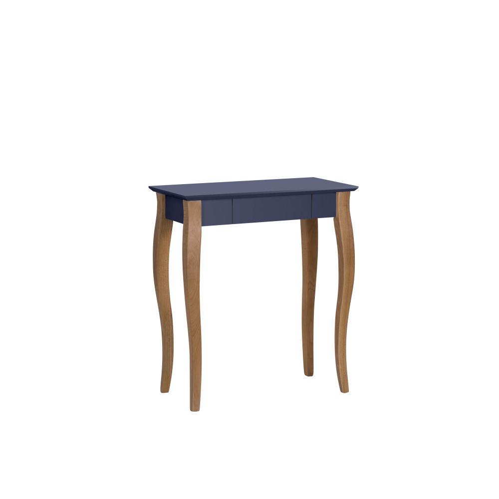 Masa de birou Lillo Small Graphite, L65xl40xh74 cm