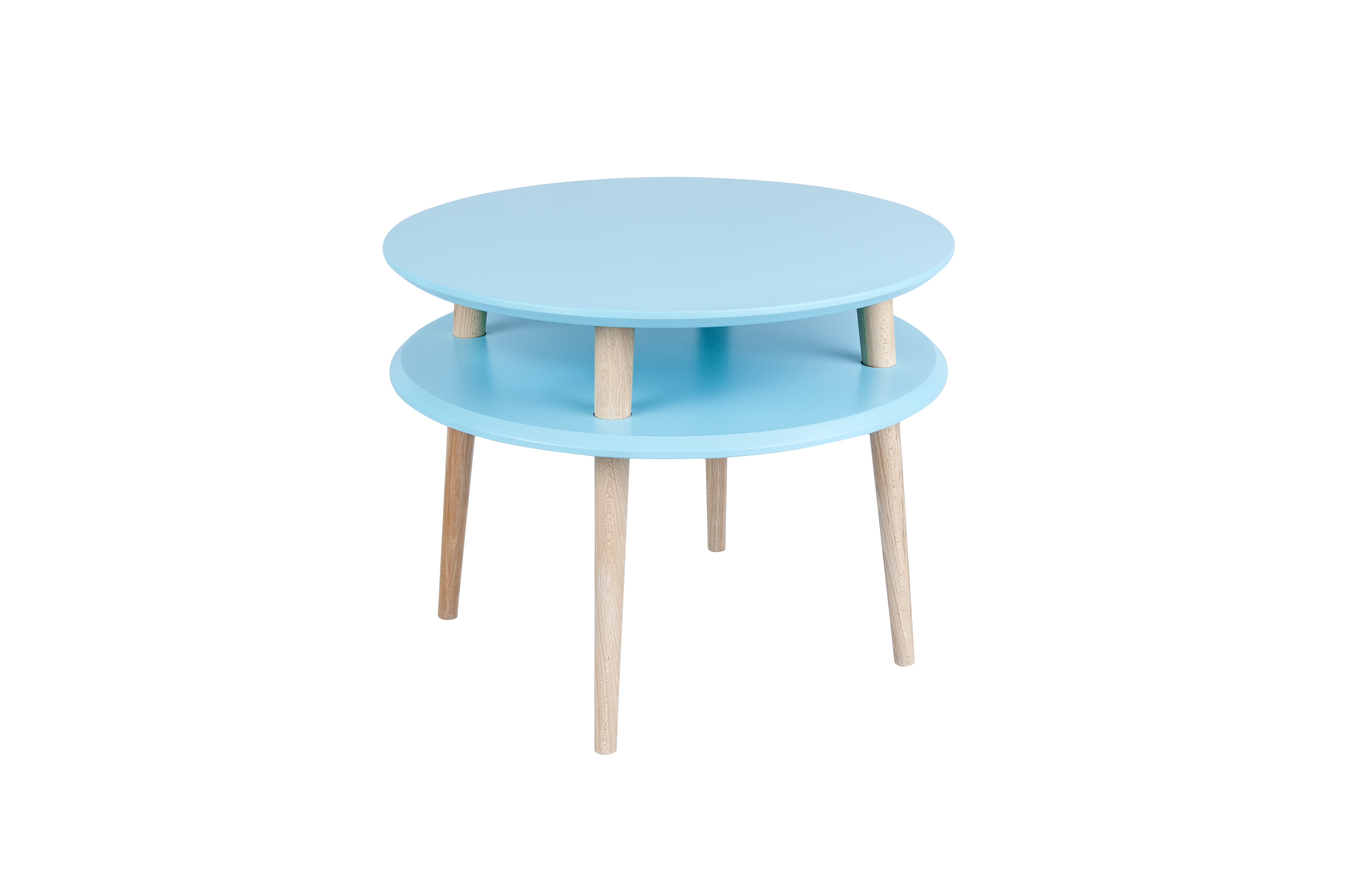 Masa de cafea Ufo Medium Dark Turquoise, Ø57xh45 cm