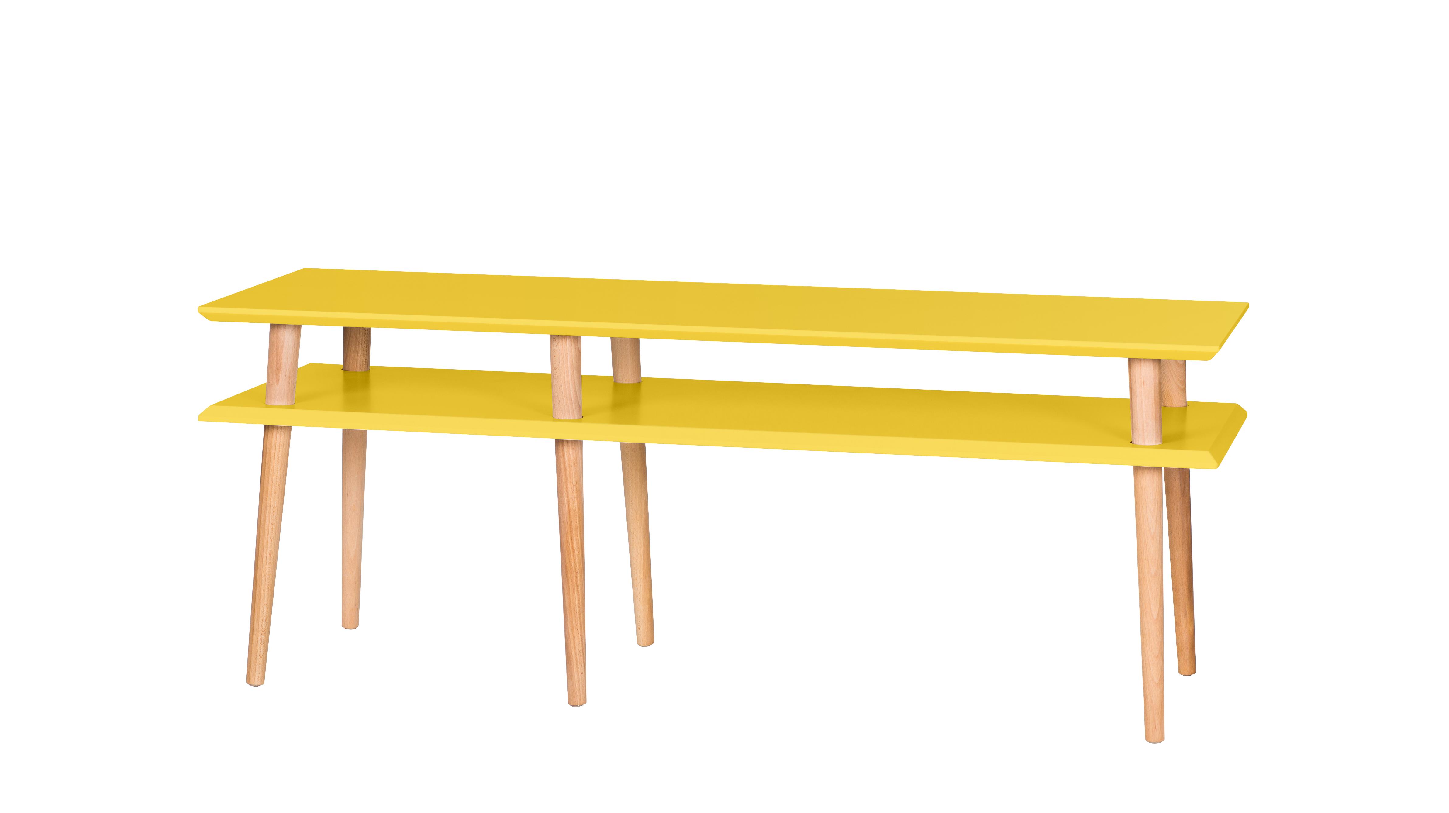 Comoda Mugo Yellow l139xA40xH45 cm