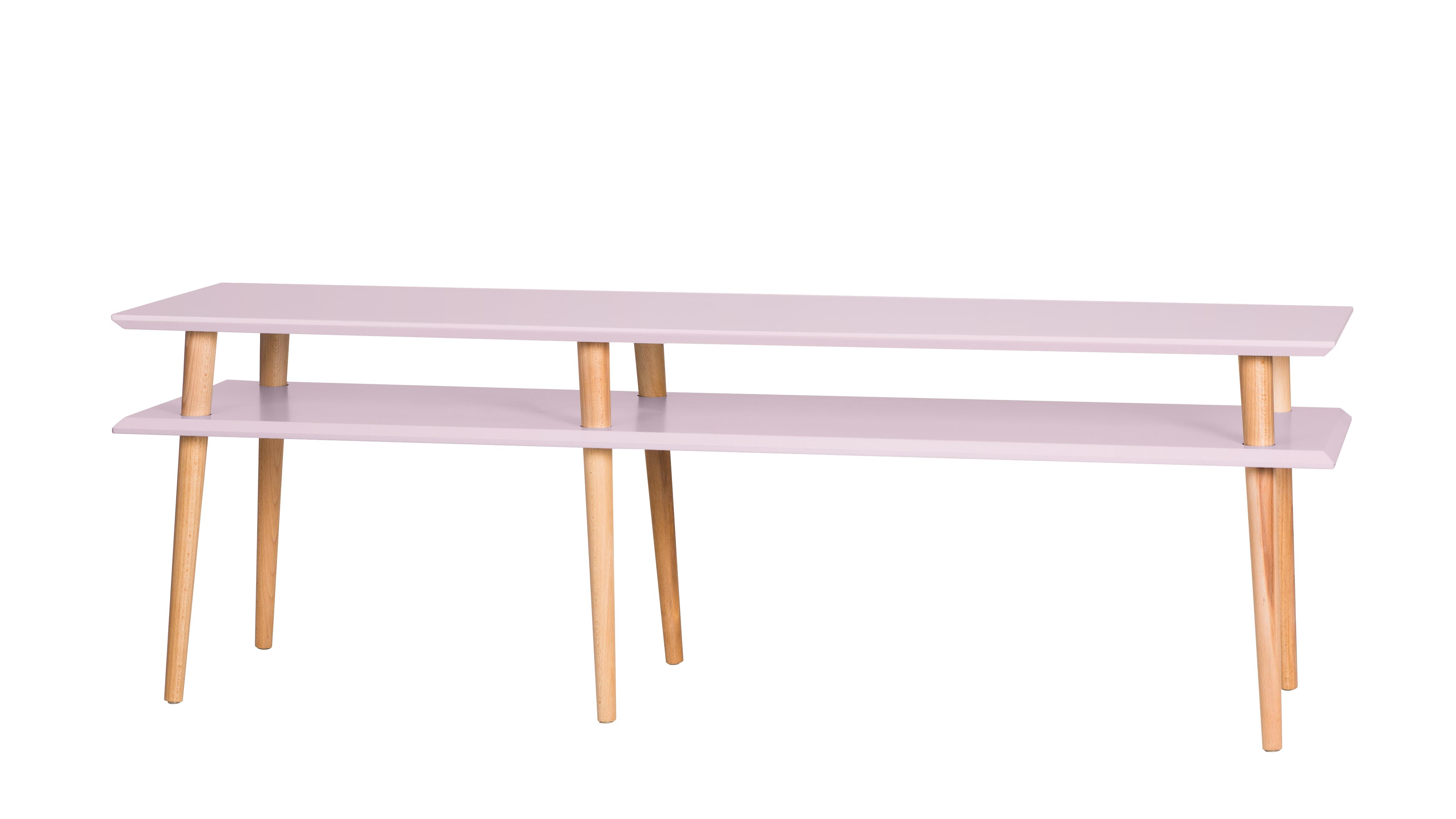 poze cu Comoda Mugo Dusky Pink, L159xl40xh45 cm