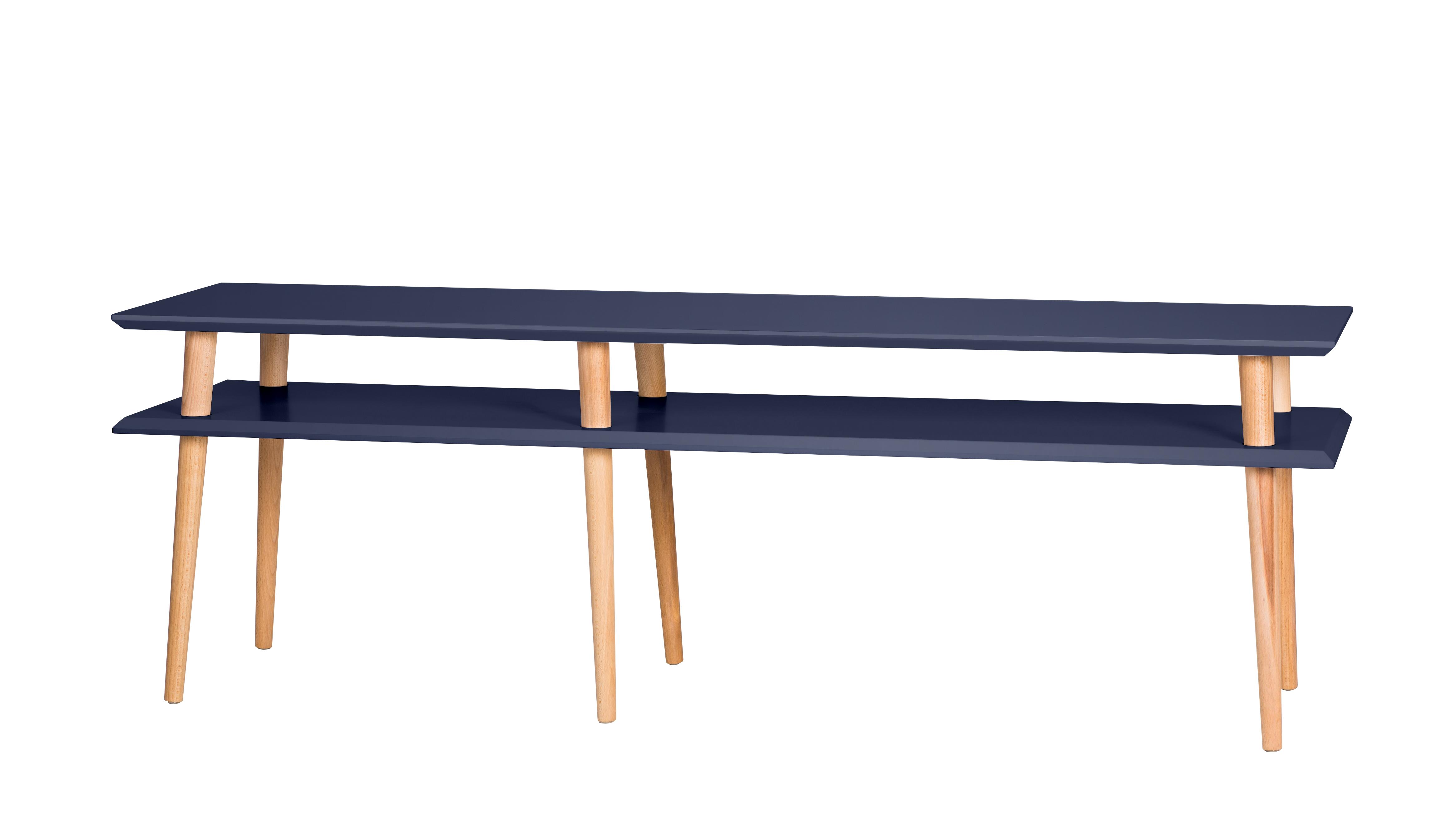Comoda Mugo Graphite l159xA40xH45 cm