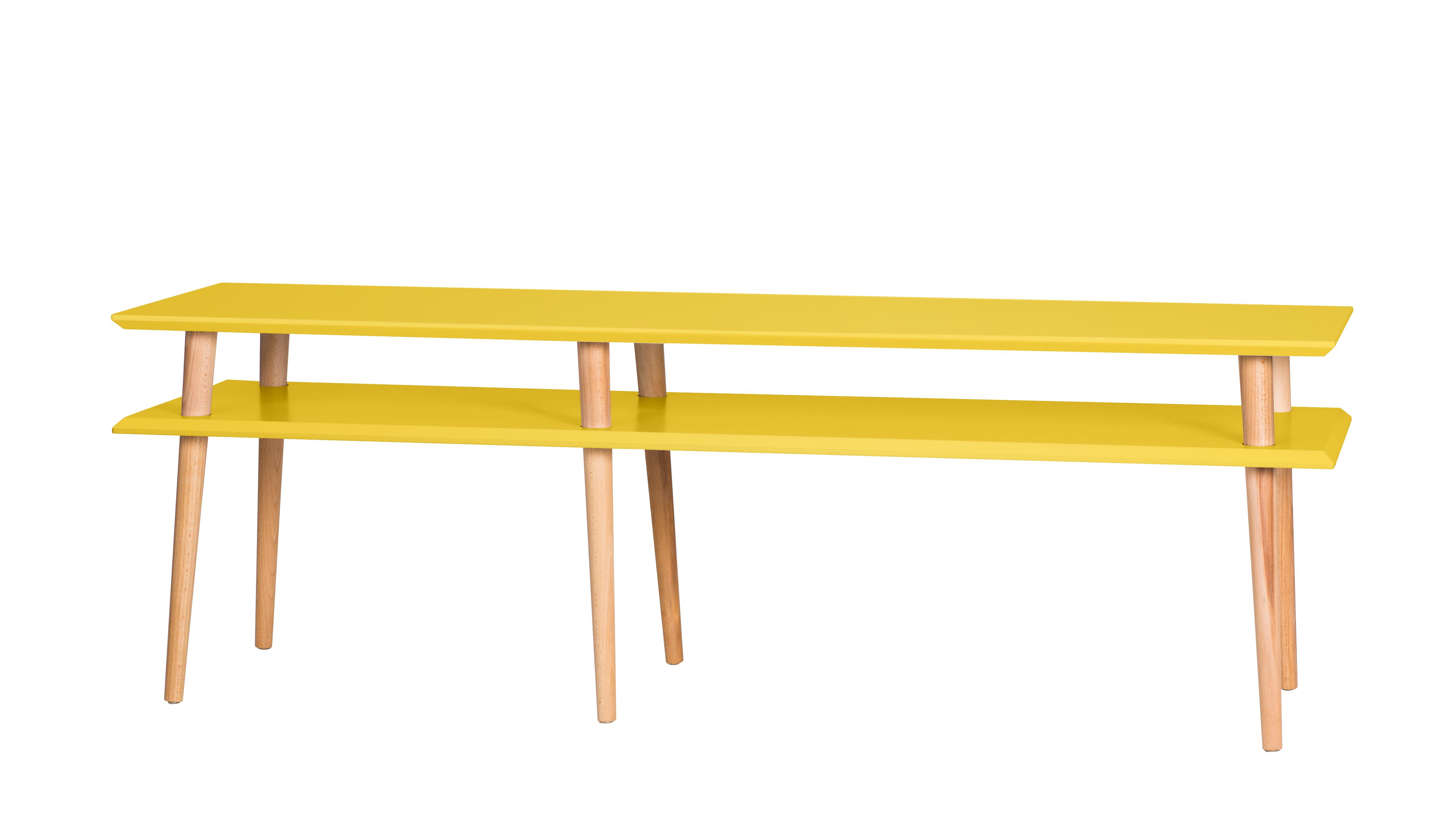 Comoda Mugo Yellow l159xA40xH45 cm