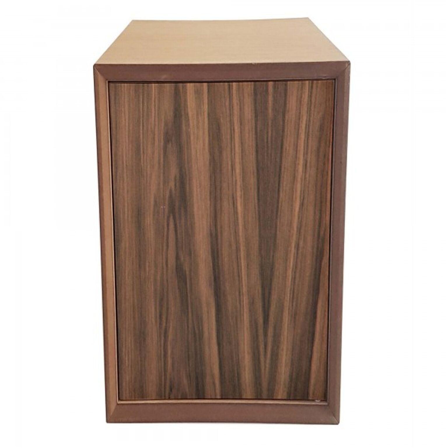 Dulap modular Pixel Wooden l40xA40xH80 cm