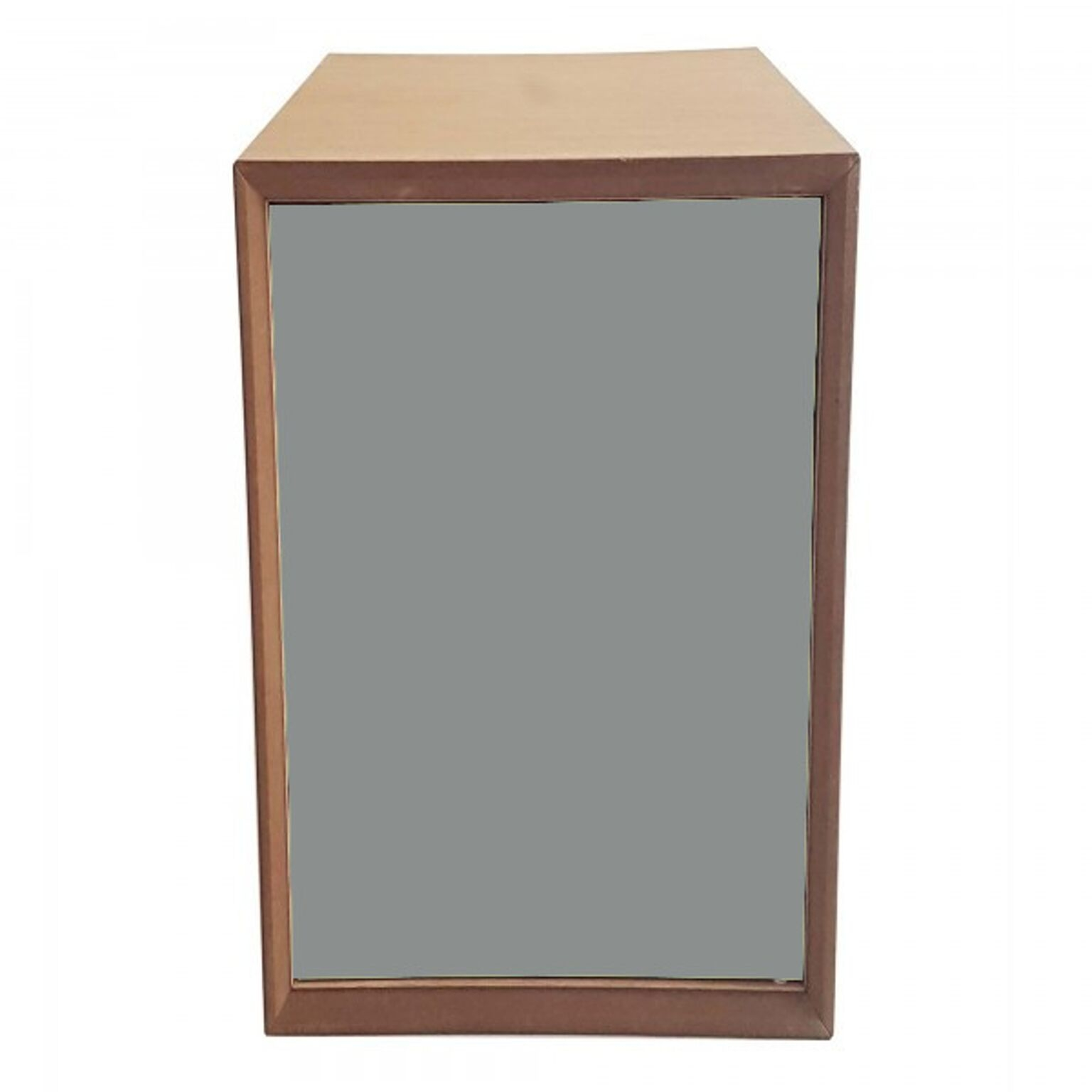 Dulap modular Pixel Dark Grey / Wooden l40xA40xH80 cm