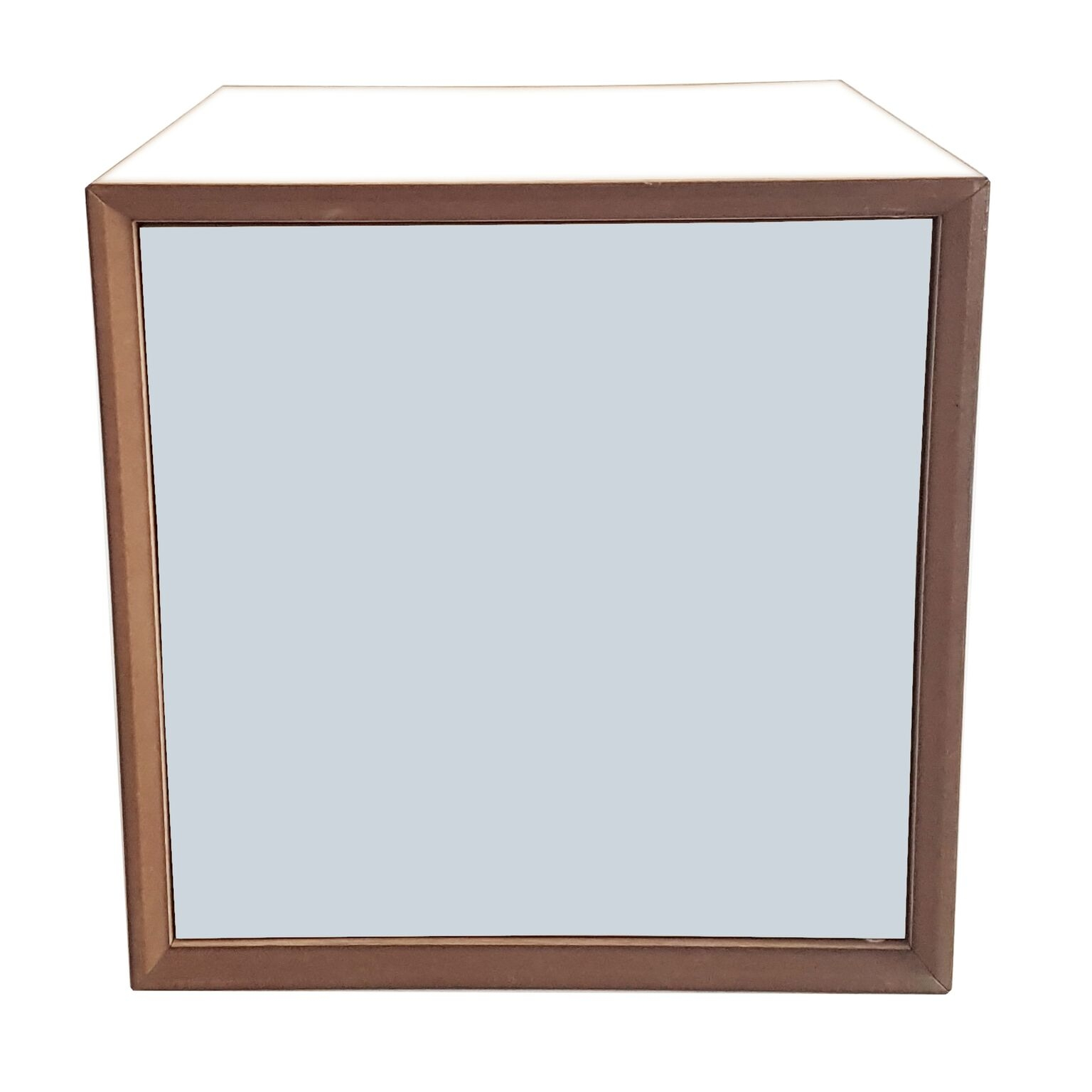 Dulap modular Pixel Light Grey / White l40xA40xH40 cm