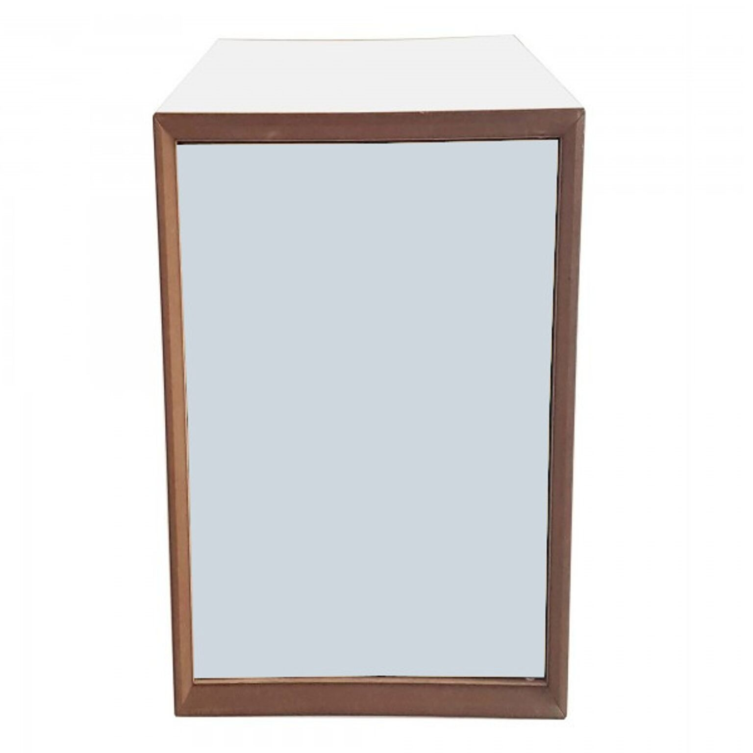 Dulap modular Pixel Light Grey / White l40xA40xH80 cm