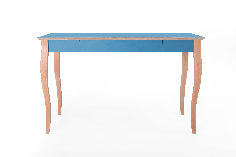 Masa de birou Writing desk ToDo Bleu, L119xl57xh74 cm
