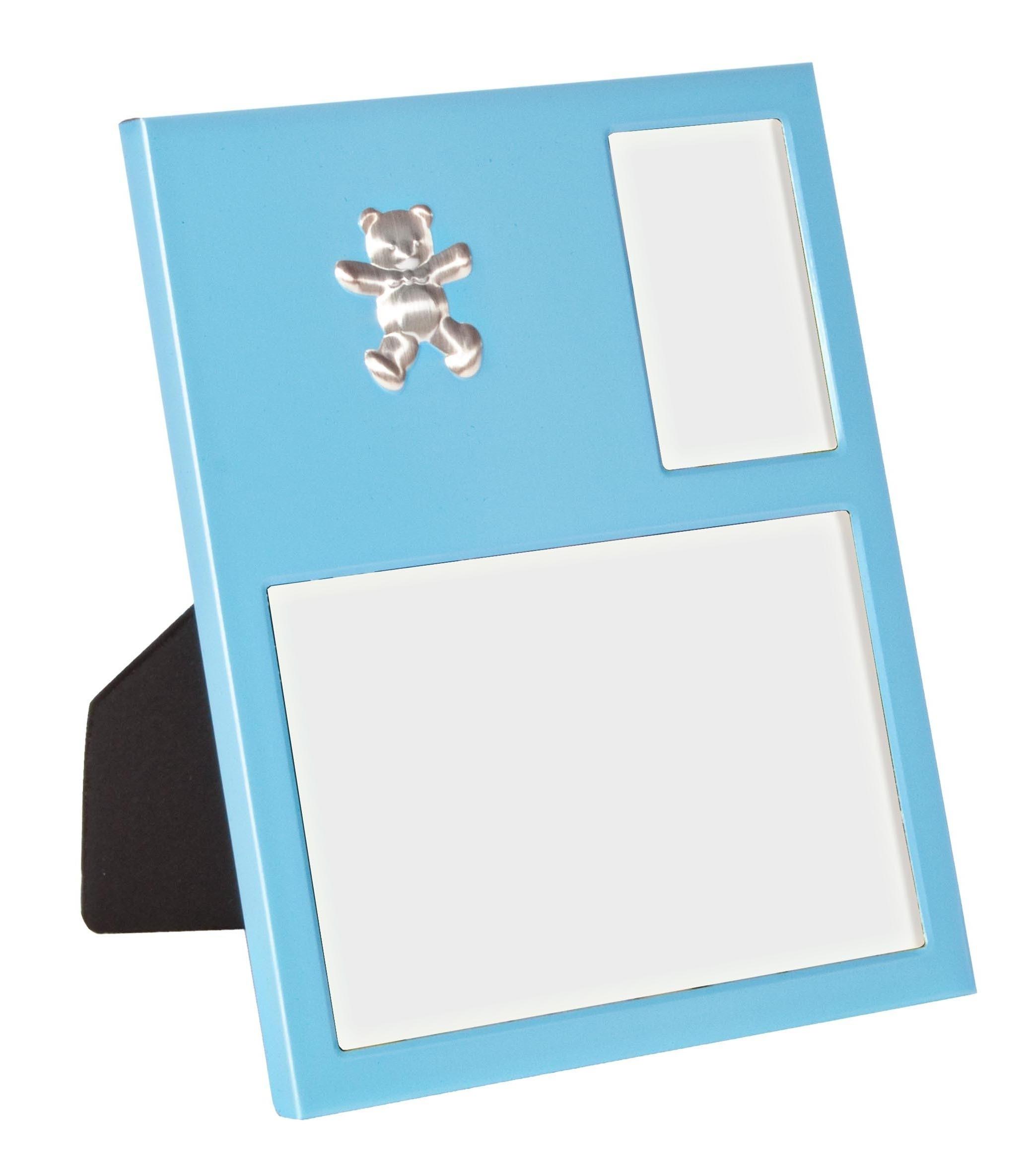 Rama foto decorativa Baby Albastru, 16 x 19 cm