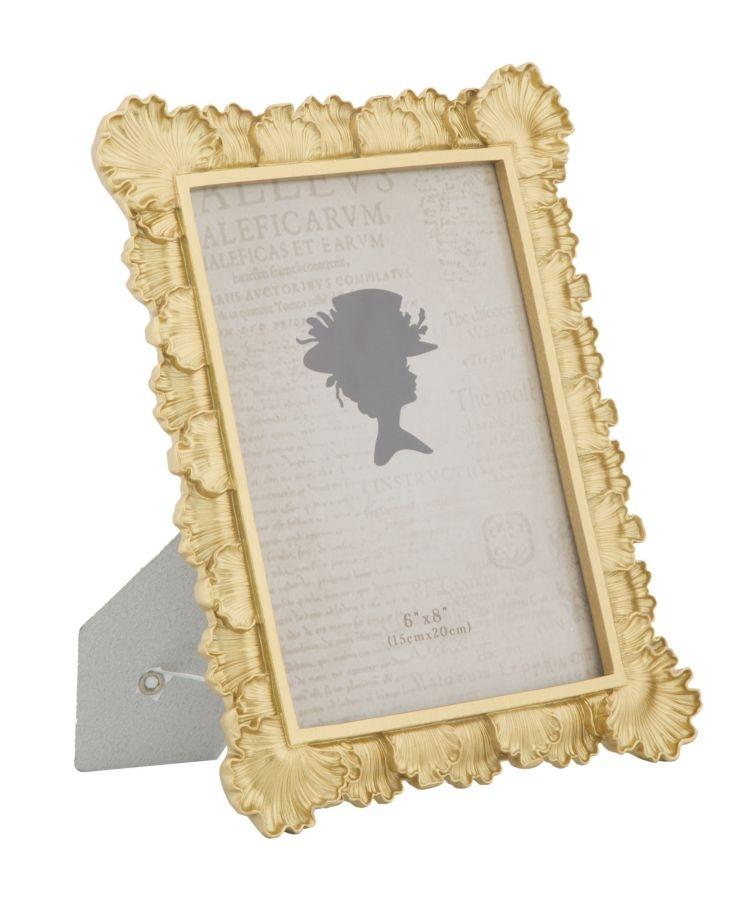 Rama foto decorativa din rasina Loff Small Auriu 213 x 268 cm