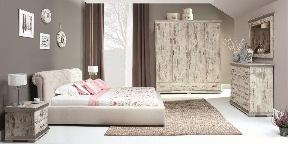 Set Mobila Dormitor Retro