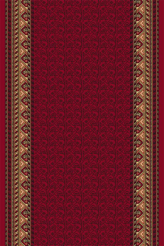 Traversa Rogatek Dark Red, Wilton imagine