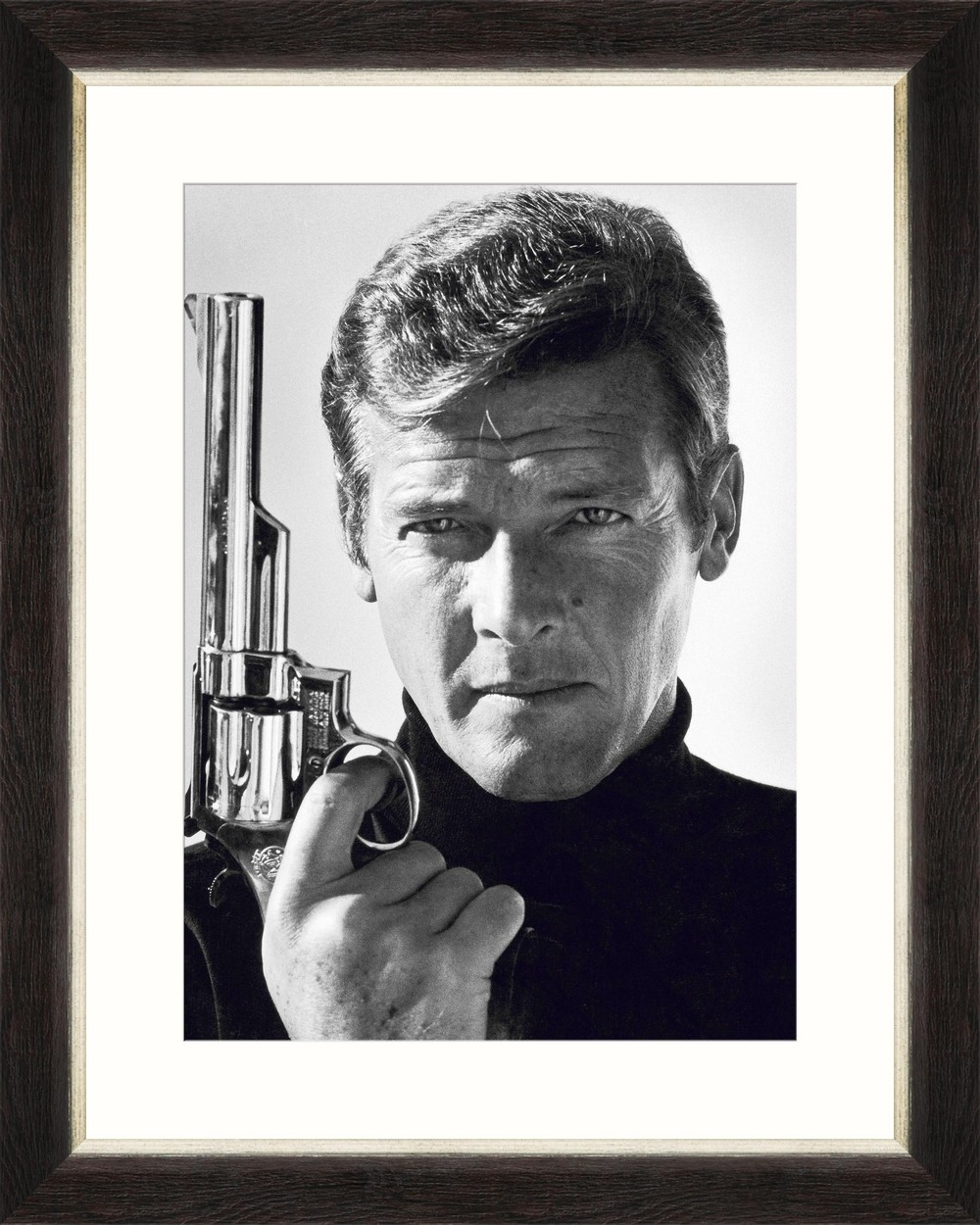Tablou Framed Art Roger Moore imagine