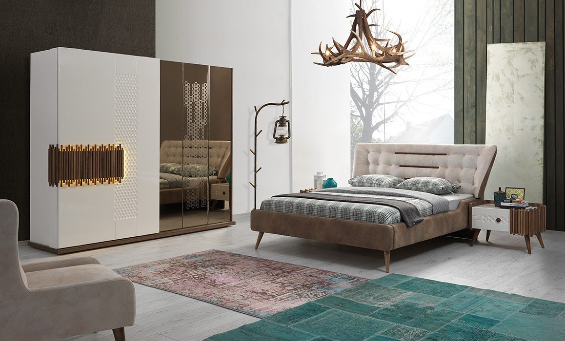 Set Mobila Dormitor Roma
