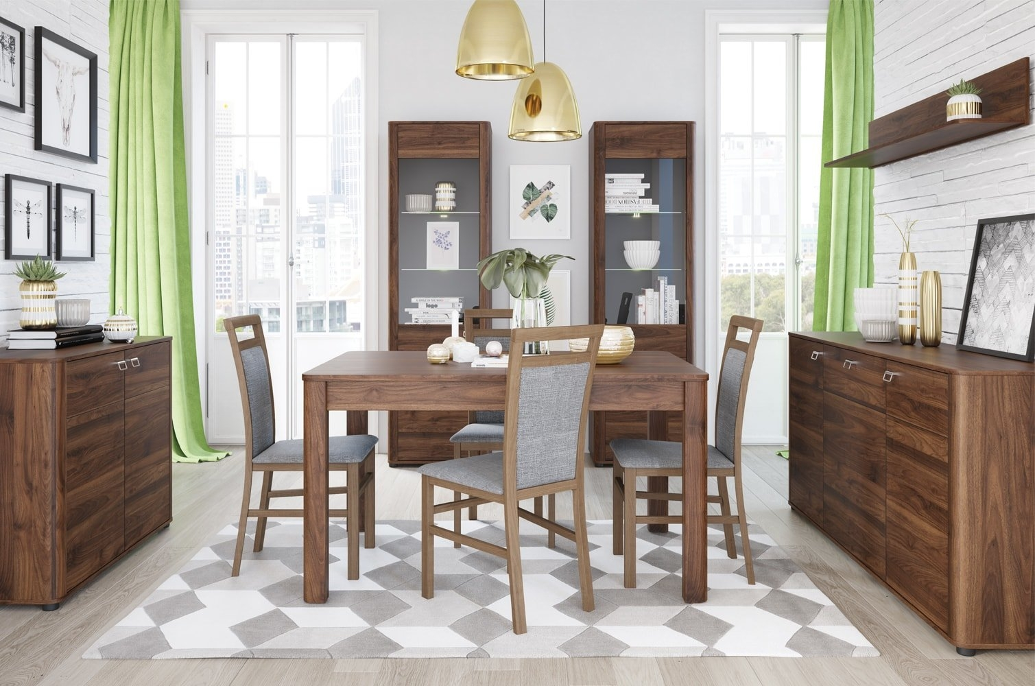 Set Mobila Dining Pal Imagine