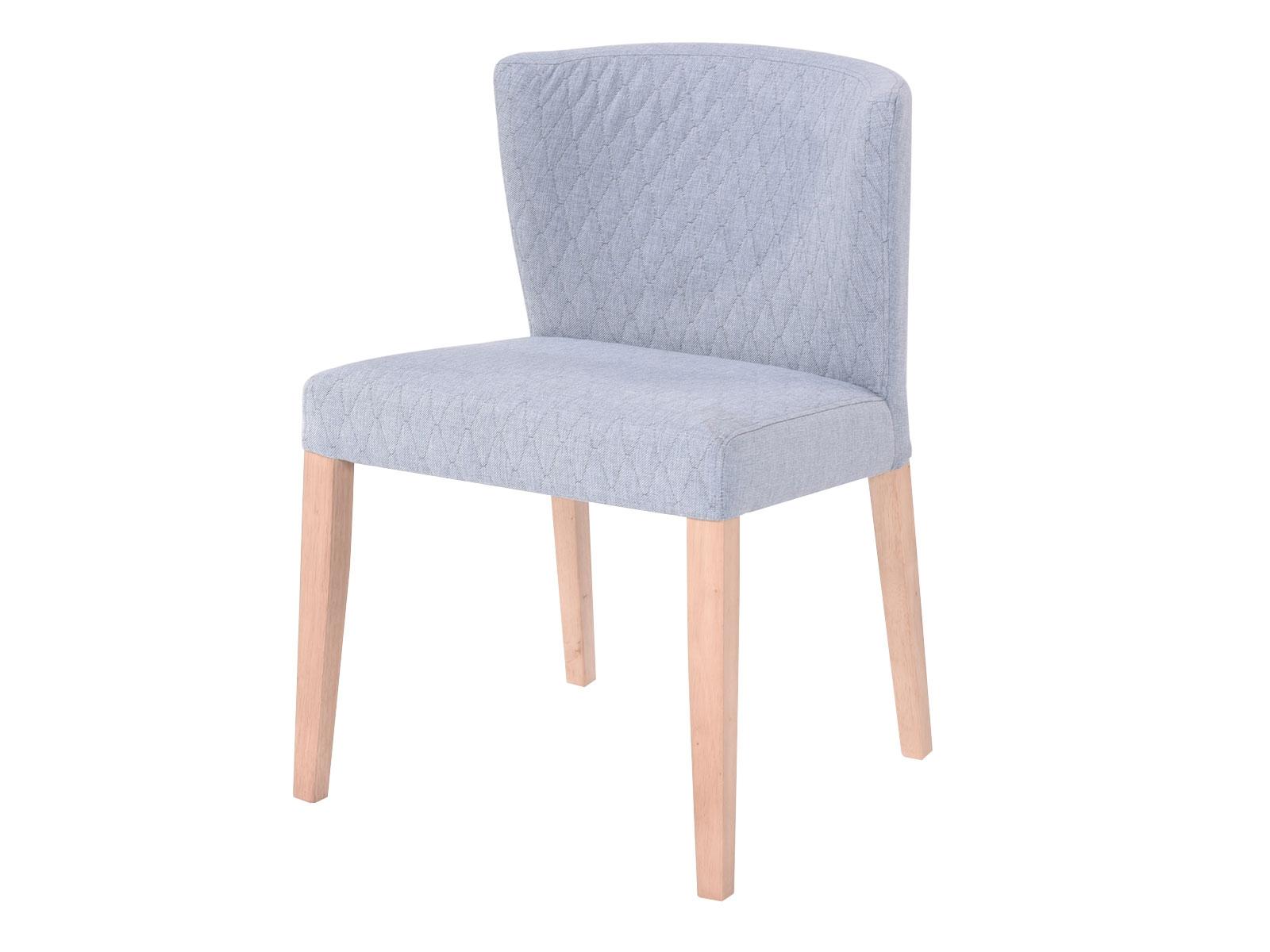 Scaun din lemn tapitat cu stofa Lara l52xA49xH78 cm
