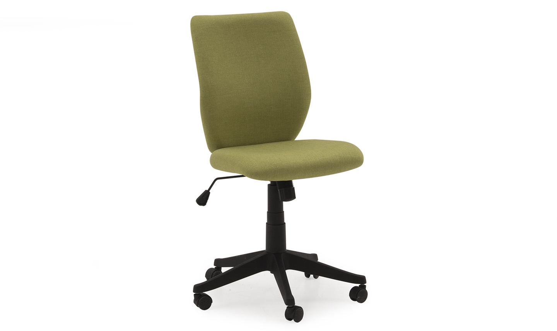 Scaun de birou ergonomic Nordin Green l47xA555xH100 cm