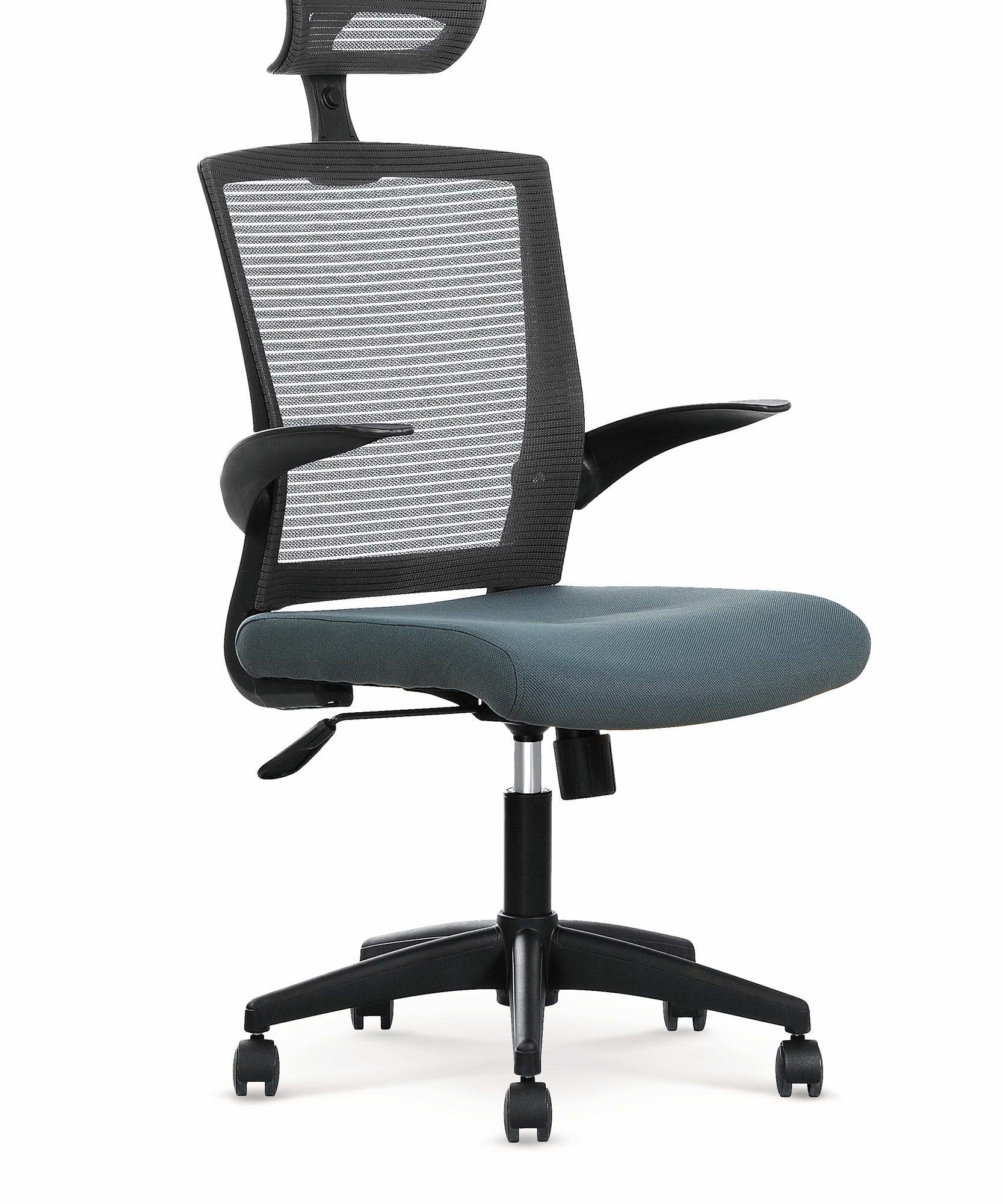Scaun de birou ergonomic Valor Grey vivre.ro
